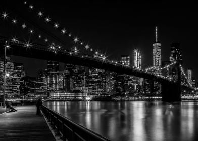 NYC Gorgeous Nightscape
