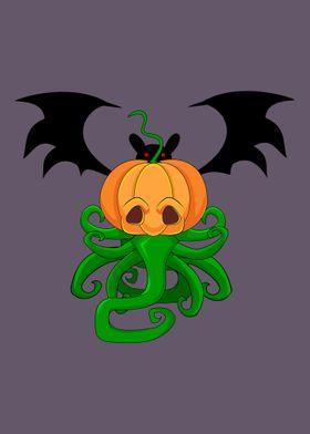 Pumpkin Cthulhu