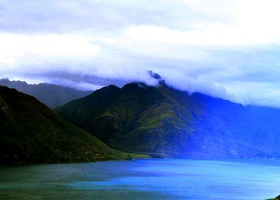 New Zealand Mountains Nature Landscape