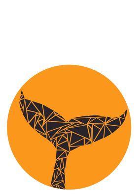 Geometric Whale Tail