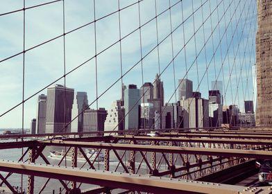 Brisk Brooklyn Bridge