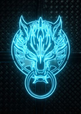 3D Strife Emblem