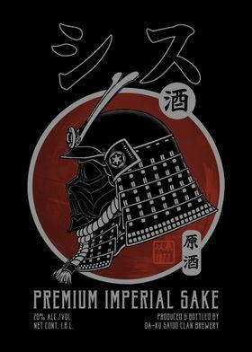 Premium Sake