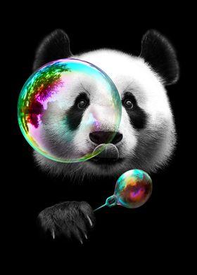 PANDA BUBBLE MAKER