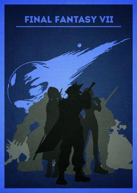 Final Fantasy VII - Minima
