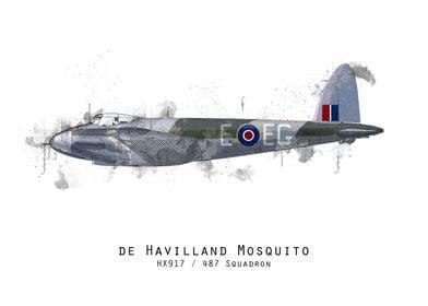 de Havilland Mosquito DH98
