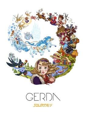 Journey of Gerda