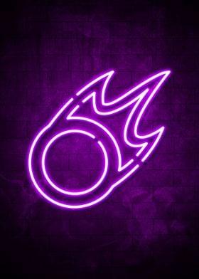 Final Fantasy XIV - Black Mage Neon