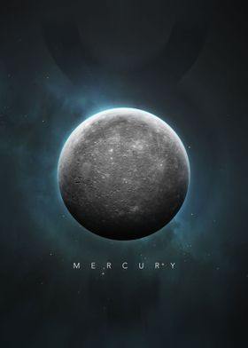 A Portrait of the Solar System: Mercury