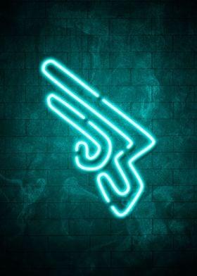 Final Fantasy XIV - Machinist Neon