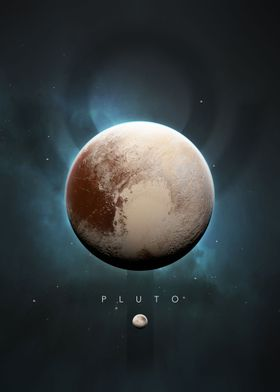 A Portrait of the Solar System: Pluto