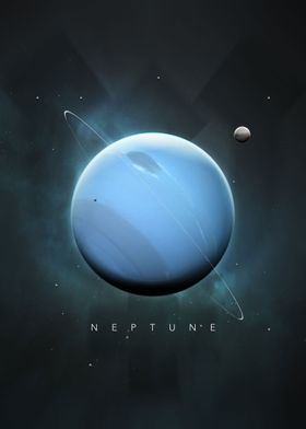A Portrait of the Solar System: Neptune
