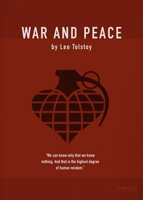 War and Peace Greatest Books Ever Series 003