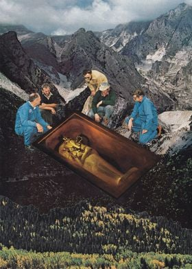 Afterlife [collage]