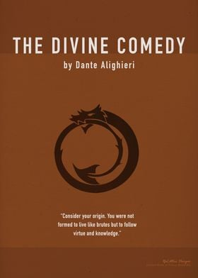The Divine Comedy Greatest Books Ever Series 005