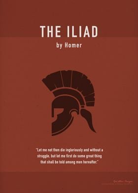 The Iliad by Homer Greatest Books Series 011