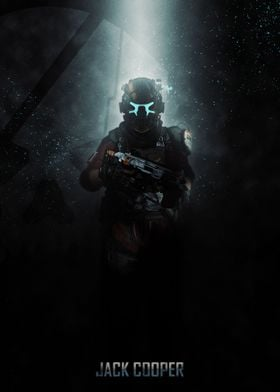 Jack Cooper from Titanfall