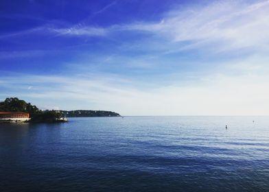monaco by the sea