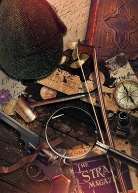 Sherlock Holmes' Table