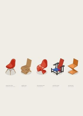 iconic chairs