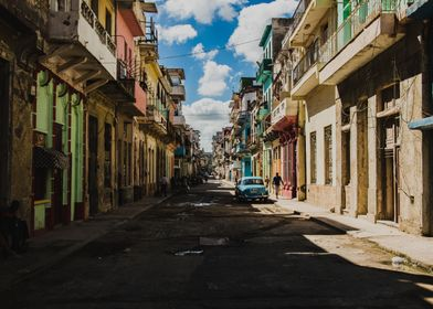 Streets of Havanna