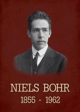 Niels Bohr poster No.2