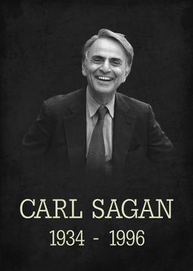 Carl Sagan poster No.2