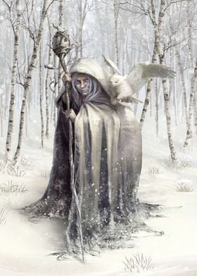 Witch of the White Wood