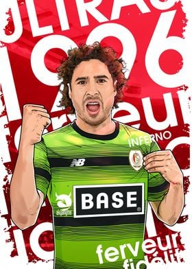 Guillermo Ochoa Standard Liege Belgium