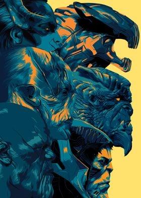 Thanos Team