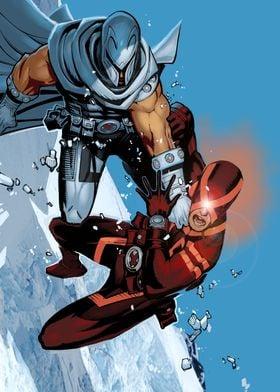 Magneto Vs Cyclops