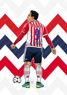 Chivas Omar Bravo Guadalajara