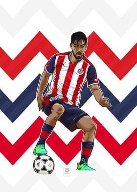 Chivas Rodolfo Pizarro Guadalajara