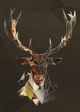 Deer Antlers - sketch