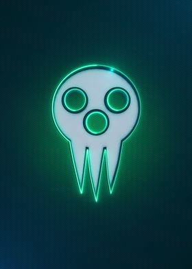 3D Death Emblem