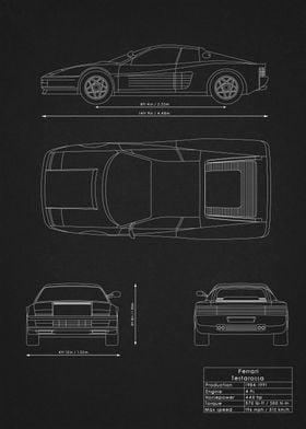 Testarossa Blueprint