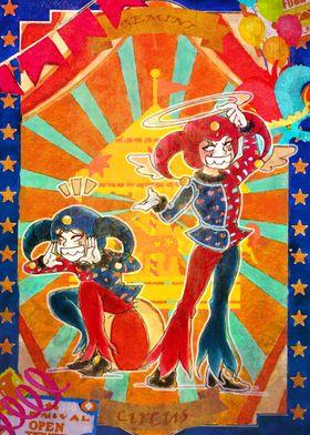 Gemini's Circus