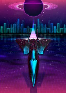 Neon Flight