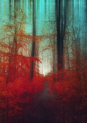 Red Forest Dream