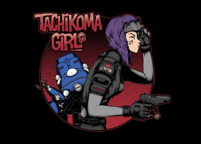Tachikoma Girl