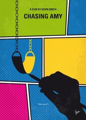 No910 My Chasing Amy minimal movie poster