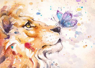 Finn's Lion