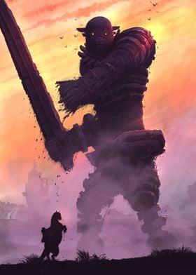 Colossus encounter