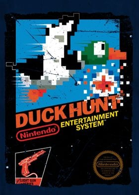 DUCKHUNT COVER