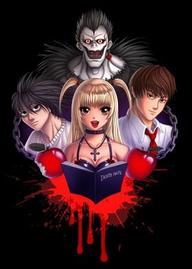 Shinigami and Friends