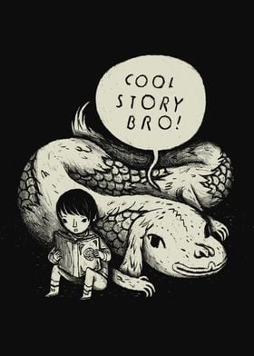 cool never ending story bro!