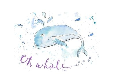 Oh whale....