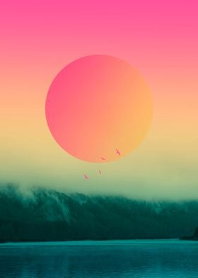 Landscape & gradients