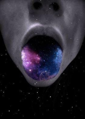 mouthful of stars