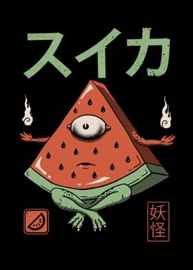 Yokai Watermelon